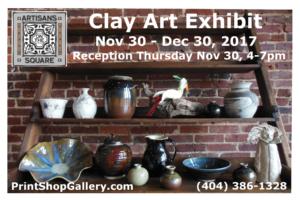 Clay Art Exhibit