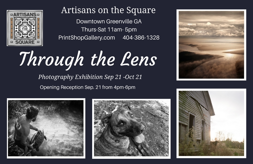 Through the Lens Exhibit