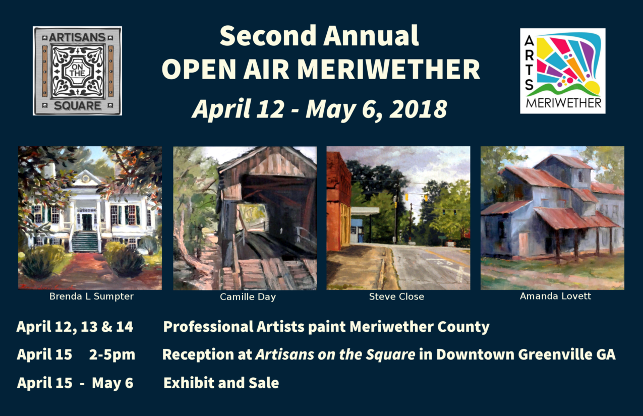 Second Annual Open Air Meriwether