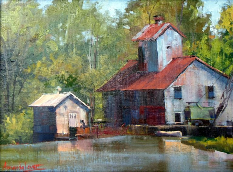 Amanda Lovett Massengale Mill