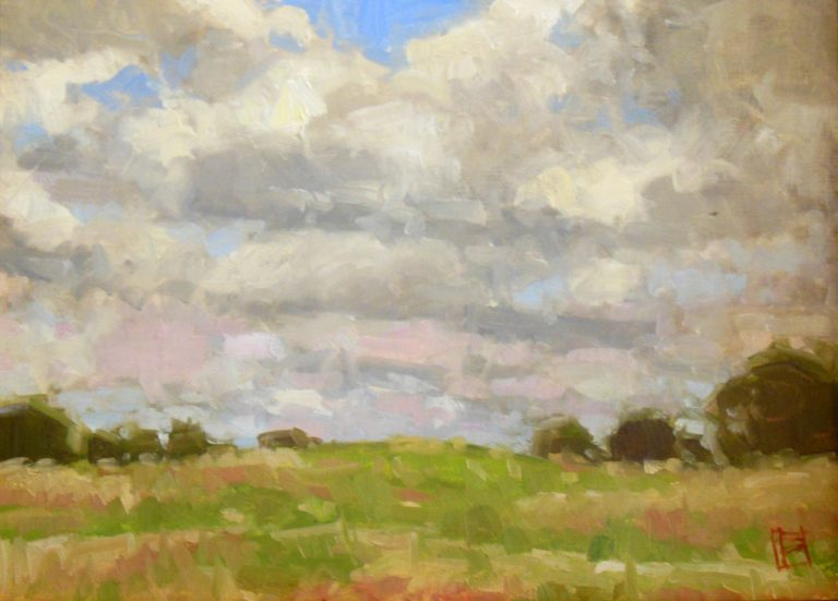 David Boyd Meriwether Landscape