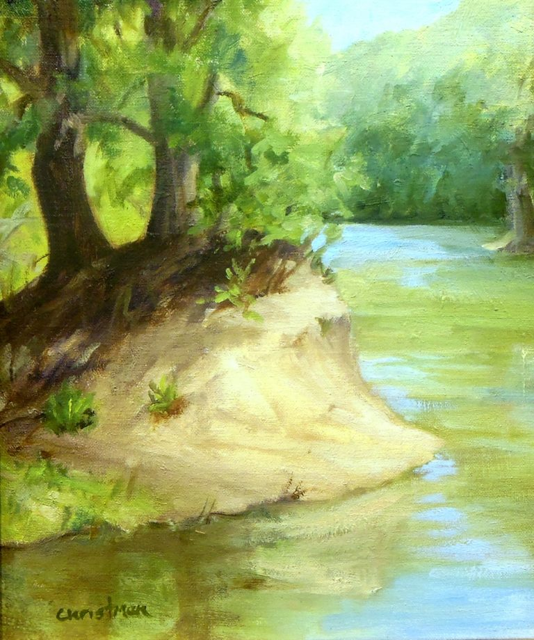 Sue Christman Flint River