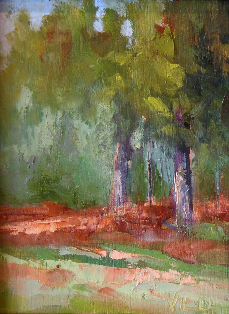 Virginia Dauth Big Red Oak