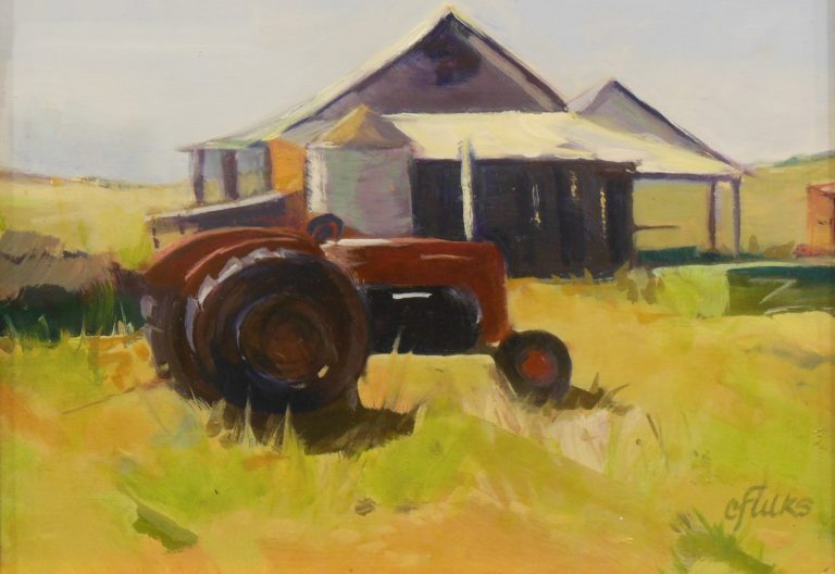 Cindy Fulks Harvest Time