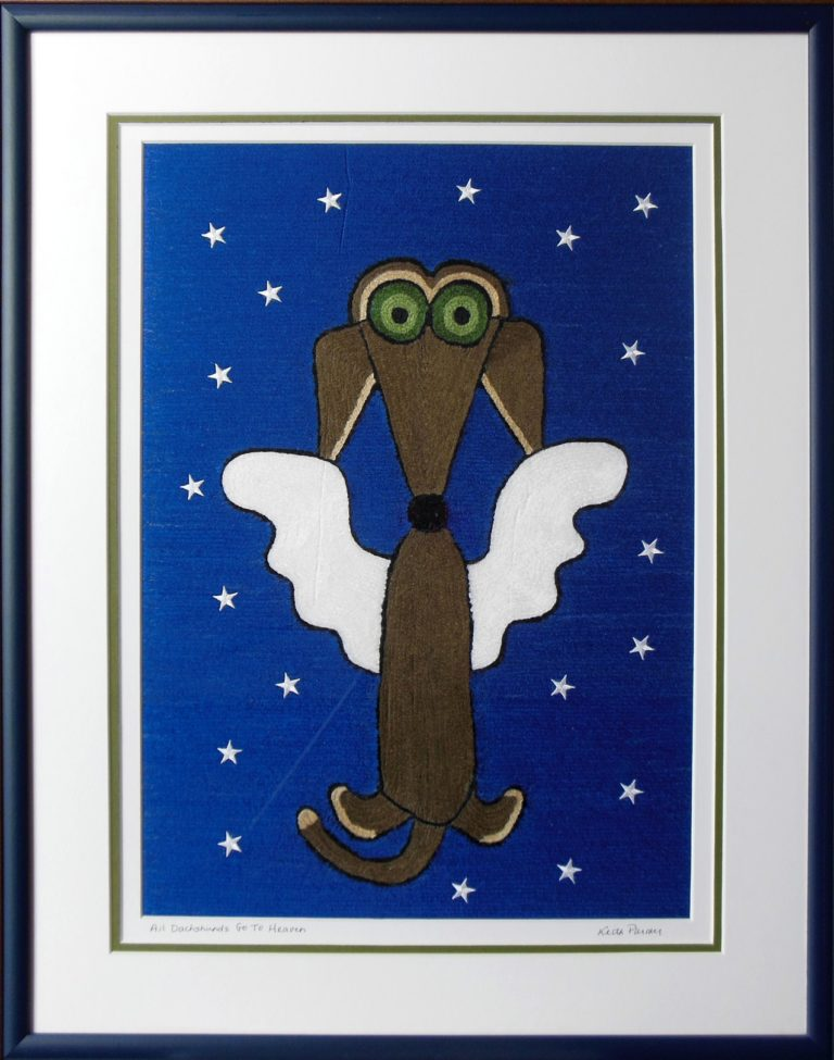 Keith Parmer All Dachshunds Go To Heaven