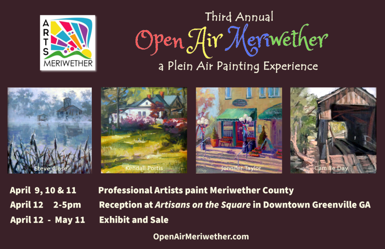 Third Annual Open Air Meriwether