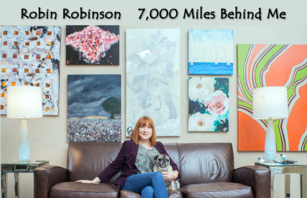 Robin Robinson 7000 Miles Behind Me