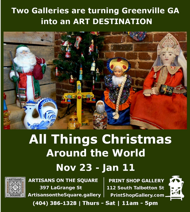 All Things Christmas Around the World