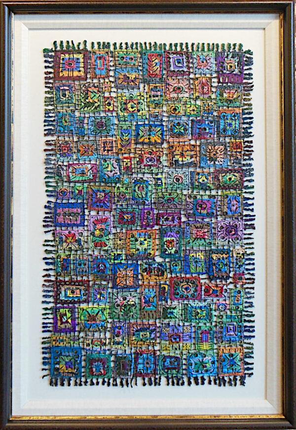 In Box CCCLVII framed