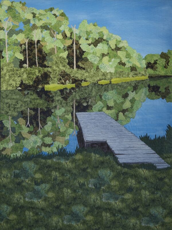 Reflections 39x30 $2400
