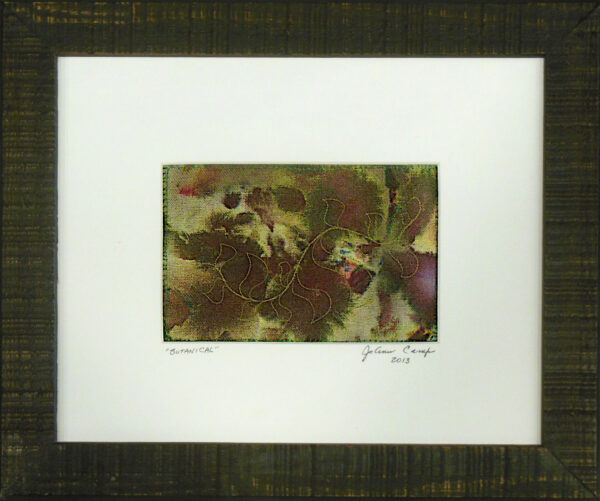 Botanical (Framed with glass) 11x13 $299