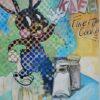 "Kountry Kafe – 36"" x 48"", $1000"