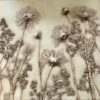 Hope-Dhalias and Eucalyptus-16x16