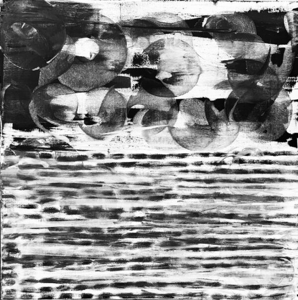 Black and White by Jane Whitehurst