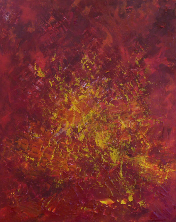 Bright Burst by Janet McGregor Dunn