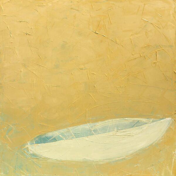 Canoe by Jane Whitehurst