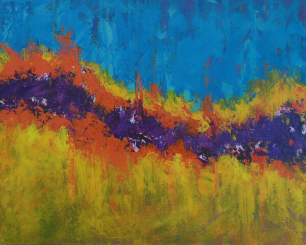 Electric Horizon by Janet McGregor Dunn