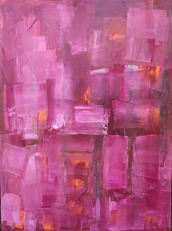 Pink City by Jane Whitehurst