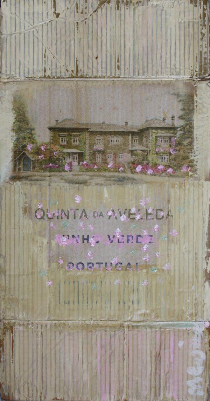 Quinta da Aveleda by Jane Whitehurst