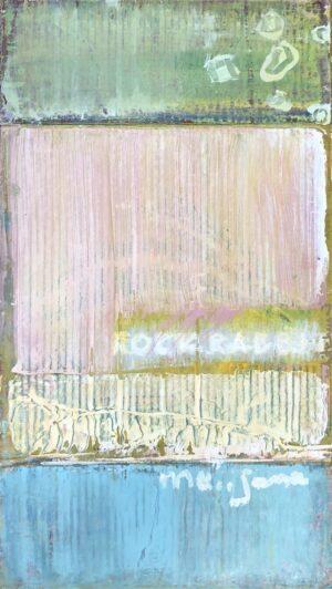 Rock Rabbit 1 by Jane Whitehurst