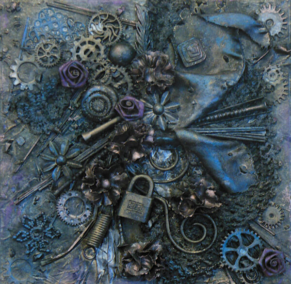 Steampunk by Janet McGregor Dunn