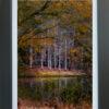 Autumn Portal by Lori Harrell framed