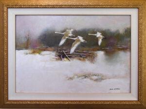 James River by John Wilson