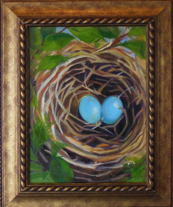 Nesting by Cindy Fulks