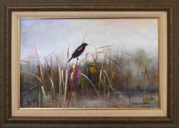 Sapelo Marsh by John Wilson