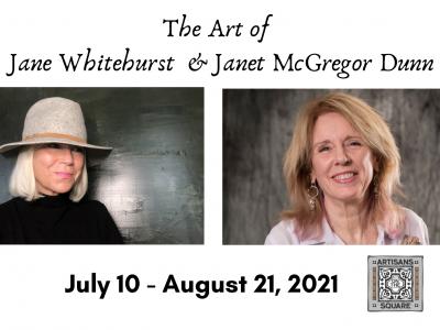 The Art of Jane Whitehurst & Janet McGregor dunn